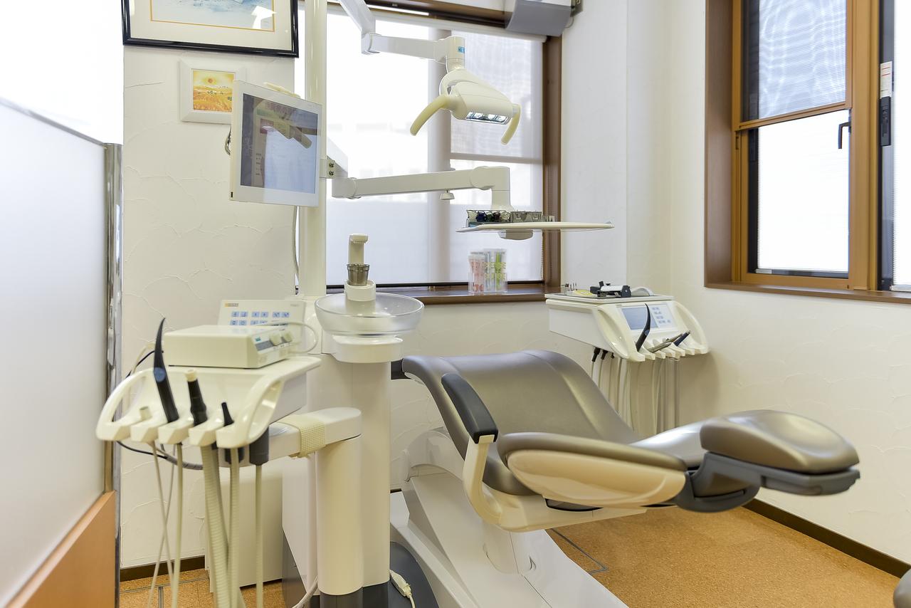 八木歯科医院の設備